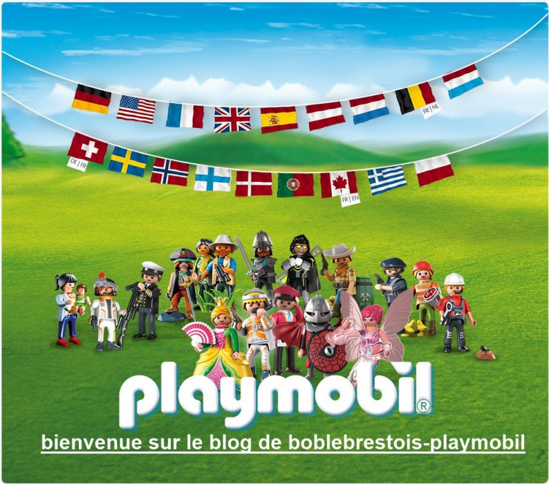 photo archive article PLAYMOBIL