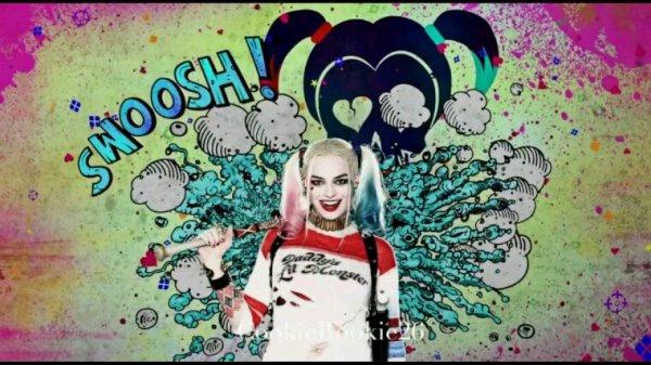 Harley Quinn music