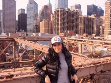 Gros bisous De New York et Bonne Année 2012 !!