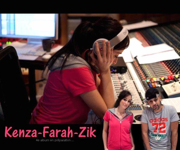 En Studio !!! Avec la présence de Dj Erise