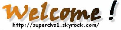 -Bienvenue sur mon Blog-