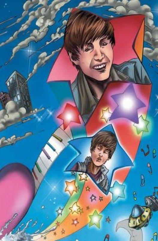 Justin Bieber : La BD Qui Raconte Sa Vie En Rupture De Stock !