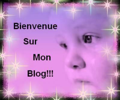 ;)bienvenu sur mon blog ;)