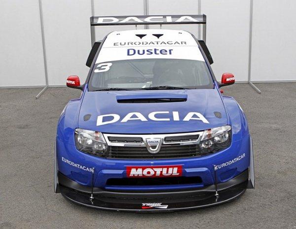 Dacia Duster Pikes peake