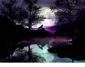 image : la lune