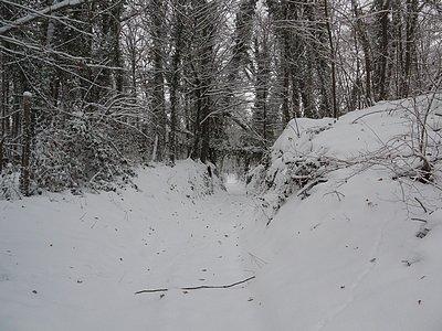 un hiver Axonais