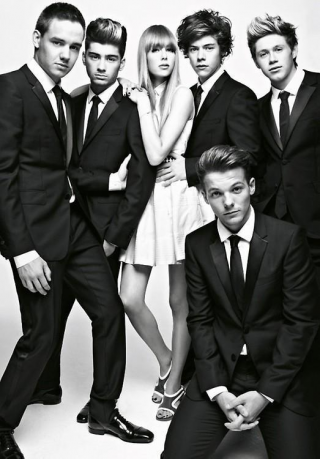 Nouveau Photoshoot - One Direction