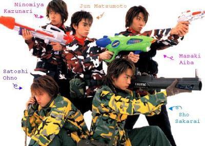 Arashi for dream ~