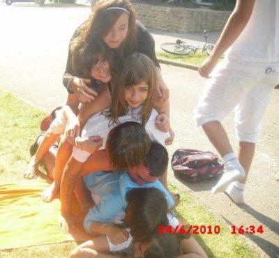 Une famille ?!!!! Naaaan MA FAMILLE ! <3 <3