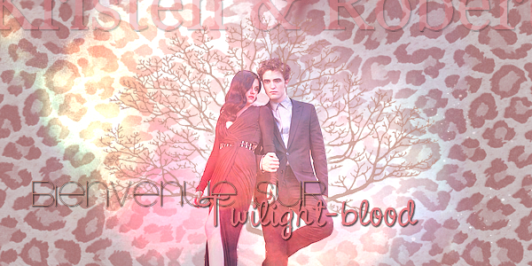 » Article 1  ~ Bienvenue sur Twilight-Blood------------------------------------------------------------------------------------------Montage+++++++Bonne visite !