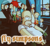 Fly-Simpsons