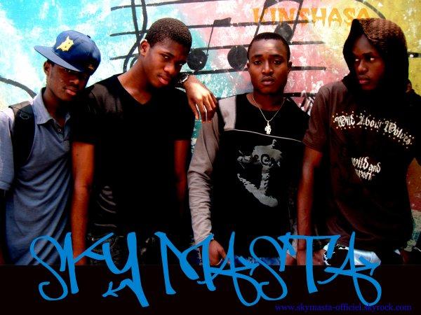 La famille Sky Masta