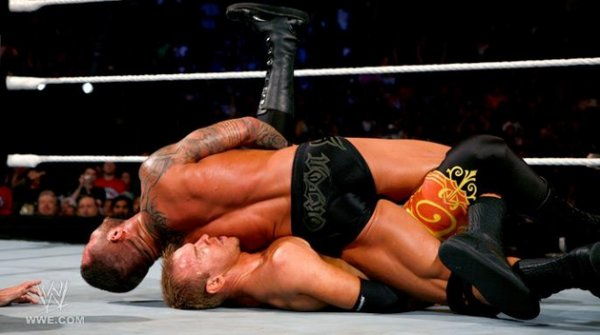 Randy VS Christian (PPV Over the limit 2011 )