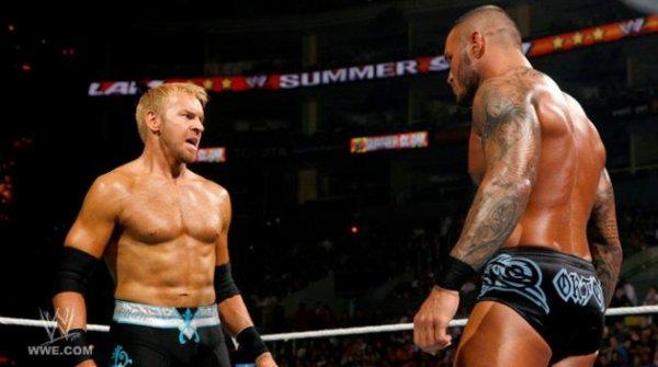 Randy Orton VS Christian  (SummerSlam 2011)