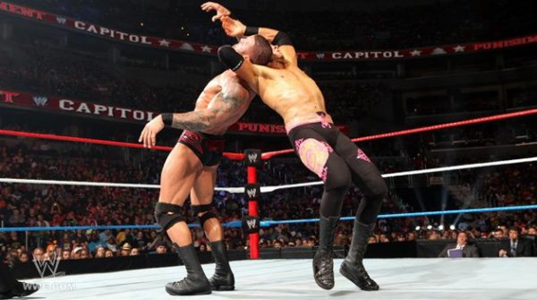 Randy Orton VS Christian ( Capitol Punishment 2011 )