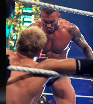 Randy Orton VS Christian  (Money in the Bank 2011)