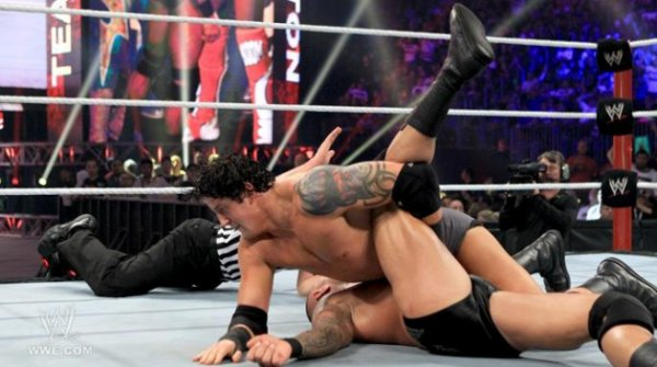 Team Orton VS Team Barrett (Survivor Series 2011)