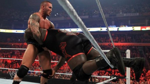 Randy Orton VS Mark Henry (Night of Champions 2011)
