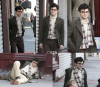 MÉTAMORPHOSÉ POUR LE TOURNAGE DE « KILL YOUR DARLINGS » !