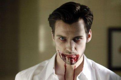 Marc Meier en vampire...