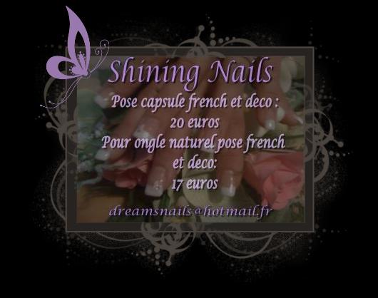 ♥..........0°°oo ♥ Shining Nails ♥ oo°°0..........♥