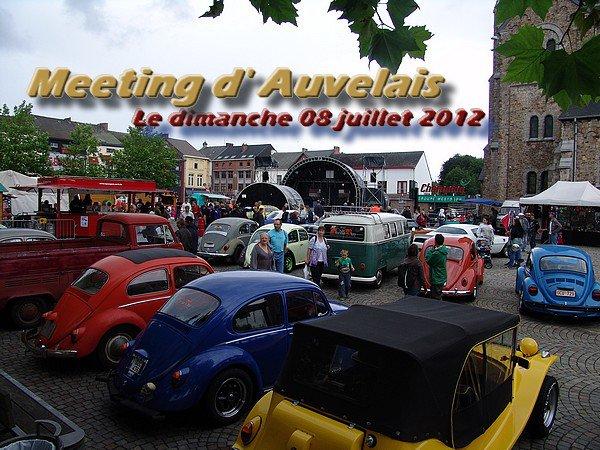 MEETING D' AUVELAIS - dimanche 08 juillet 2012
