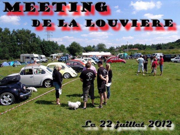MEETING DE LA LOUVIERE - dimanche 22 juillet 2012
