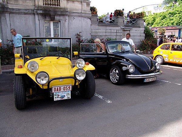 8ème RETRO FOLIES DE SPA - les 18 et 19 août 2012