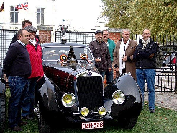 WATERLOO HISTORIC CARS - dimanche 23 septembre 2012