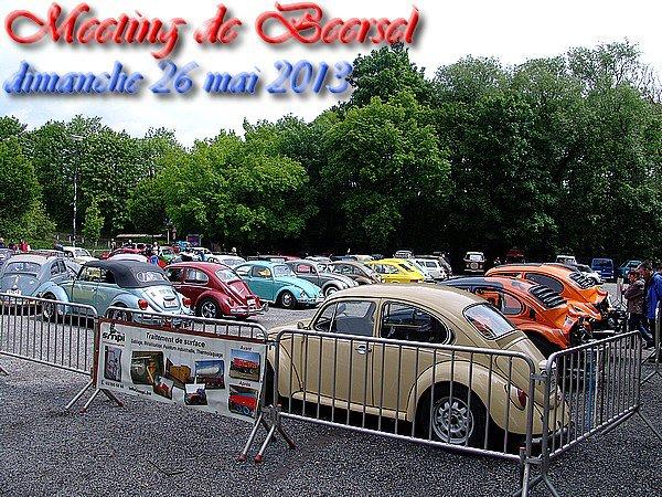 MEETING DE BEERSEL - dimanche 26 mai 2013