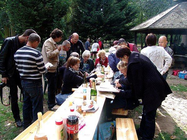 BARBECUE DES ANCIENS DU BUGGY CLUB DE LIEGE - HELECINE - Le 28-09-2013