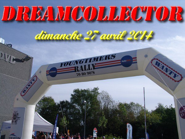 DREAMCOLLECTOR - dimanche 27 avril 2014