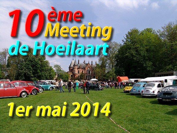 10ème MEETING DE HOEILAART - 1er mai 2014