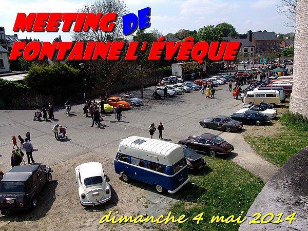 15e MEETING DE FONTAINE L' EVEQUE - dimanche 4 mai 2014
