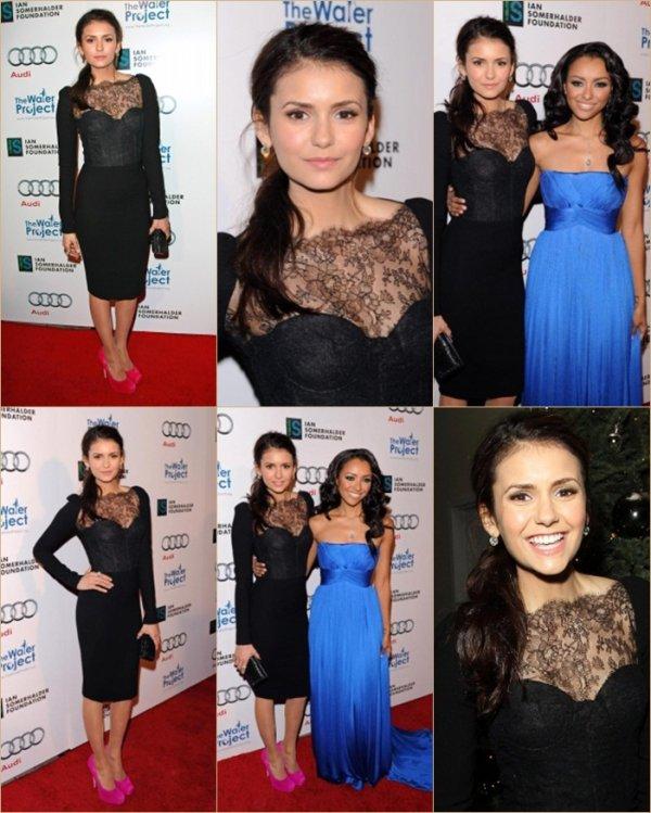 . Vampires Diaries : Découvre dès maintenant quelques nouvelles photos personnelles de Nina entre deux tournages.  .