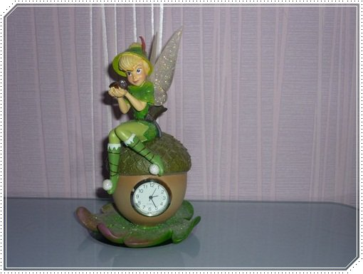Autres : Figurine avec réveil intégrer