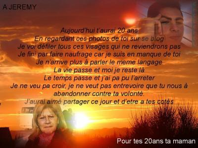 Poeme Maman Hommage A Mon Frere Jay
