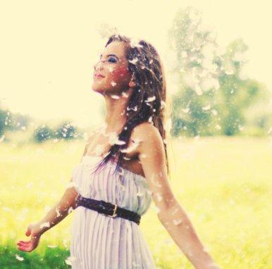 « Le seul bonheur qu'on a vient du bonheur qu'on donne. »