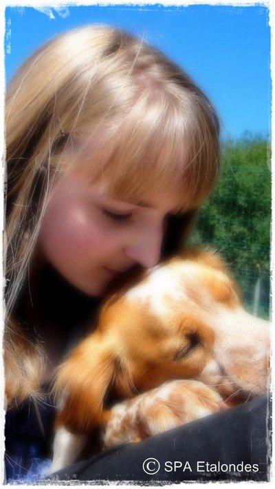 Dans mes rêves tu étais mon chien ... ♥