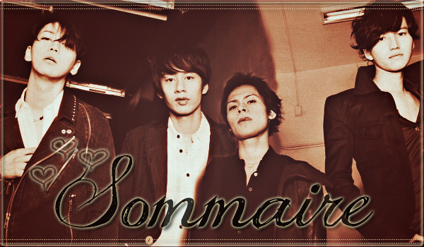 ✿ Sommaire.✿