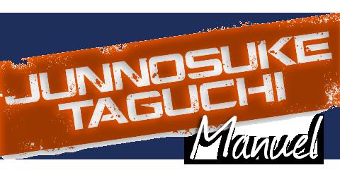 Taguchi Junnosuke Manuel vol.75-1