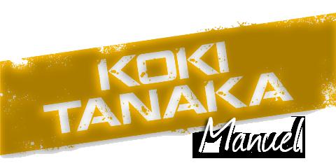 Tanaka Koki Manuel vol.75