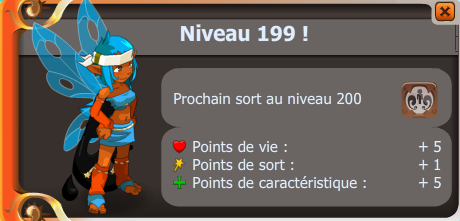 Enfin la nini up 199