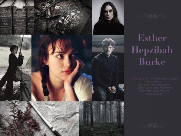 Esther Hepzibah Burke