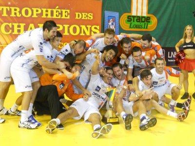 Trophée des Champions 2010 - Handball - Monaco