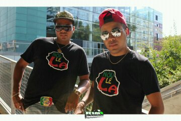 dj faya kreze974 and soldier-ti 974