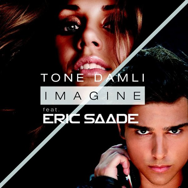 "Eric Saade en duo avec Tone Damli - "" Imagine """