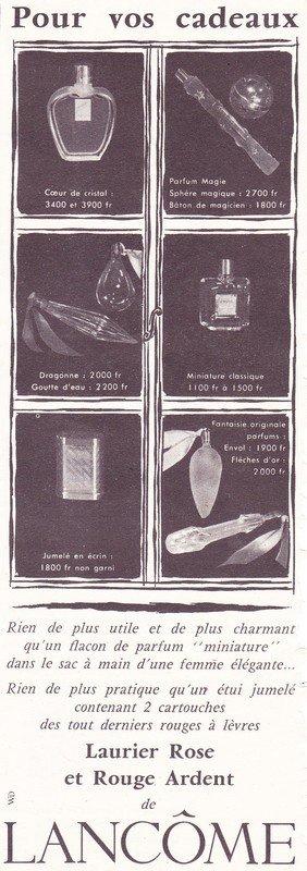 1959 - Lancôme