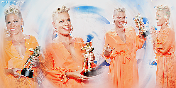 Pink aux VMA