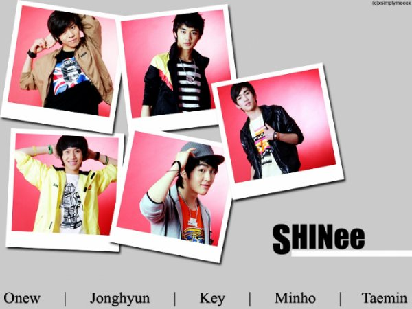 SHInee The Best Groups <3